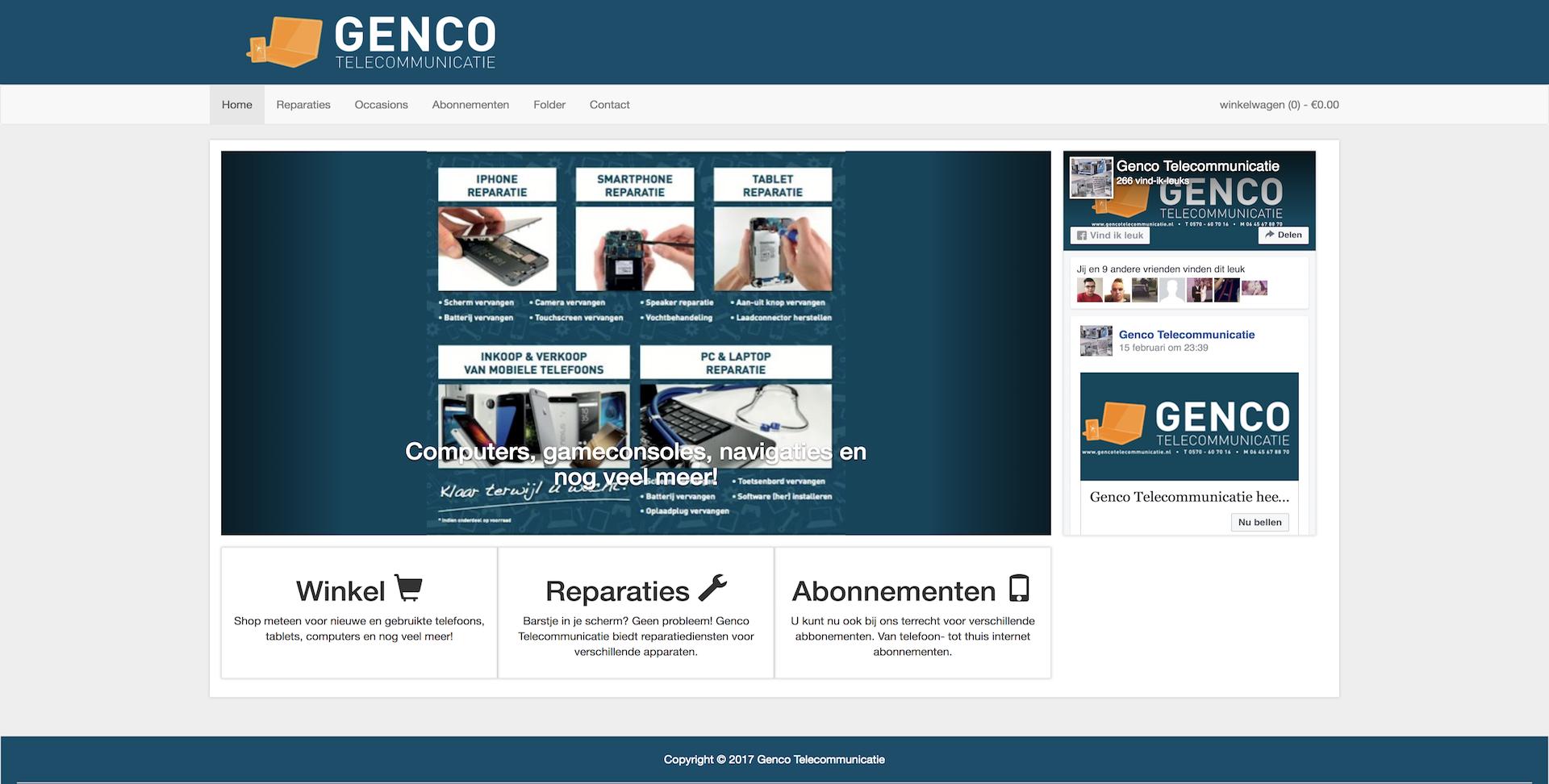 Genco Telecommunicatie